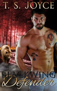 werewolf-and-shifter-romance-books-dec-2018-blackwing-defender-by-ts-joyce