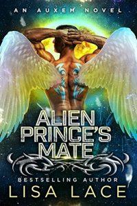 alien-romance-books-jan-2019-alien-princes-mate-by-lisa-lace
