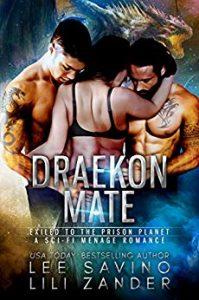 alien-romance-books-jan-2019-draekon-mate-by-lee-savino-and-lili-zander